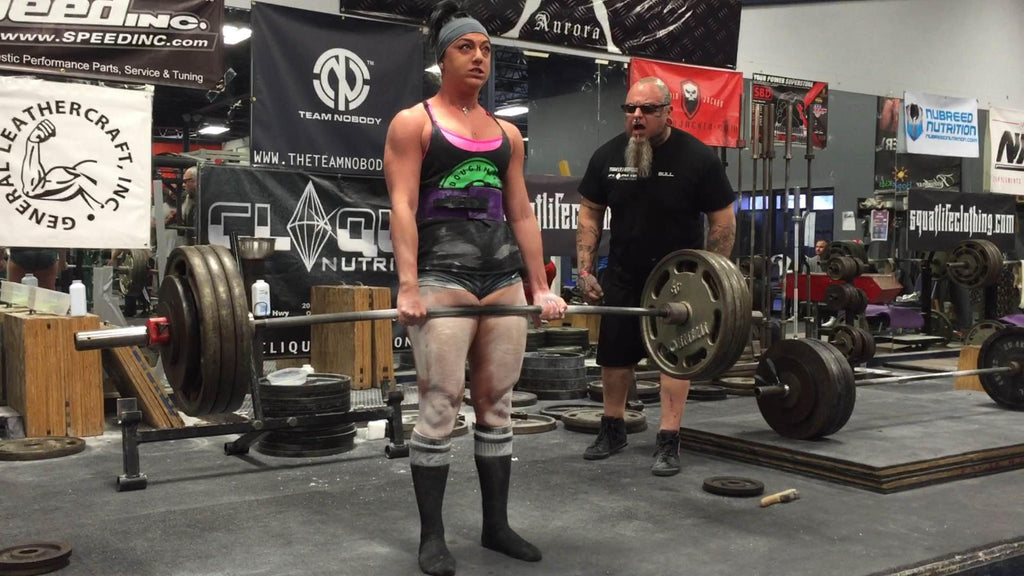 Women powerlifting, Sandy Jiries, Girls who powerlift
