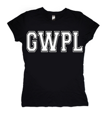 GWPL - Varsity Tee - Girls Who Powerlift