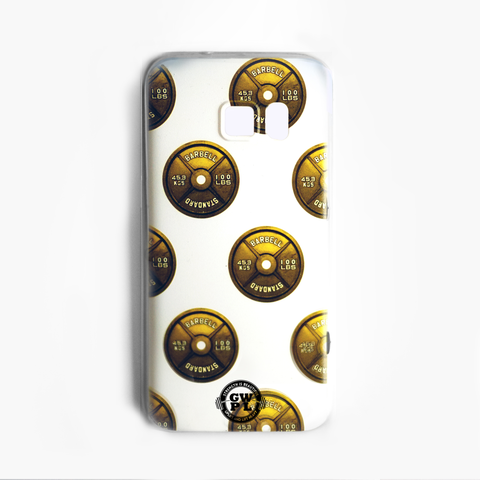 Golden Weights Phone Case