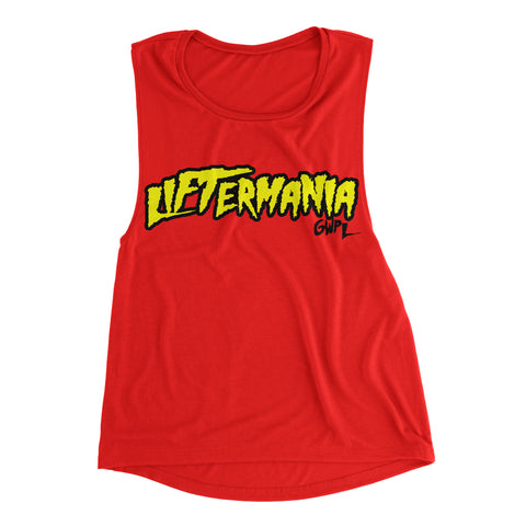 Liftermania Muscle Tank