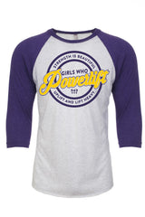 Nation 2.0 Raglan- Purple