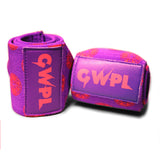 Pretty Strong Pink Plate Wraps - Girls Who Powerlift - 1