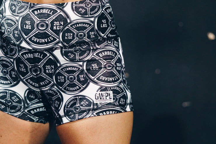 Plates Loaded Shorts- 2.5