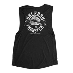 Unleash The Monster- Muscle Tank