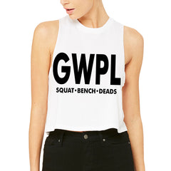 Headliner Crop Tank