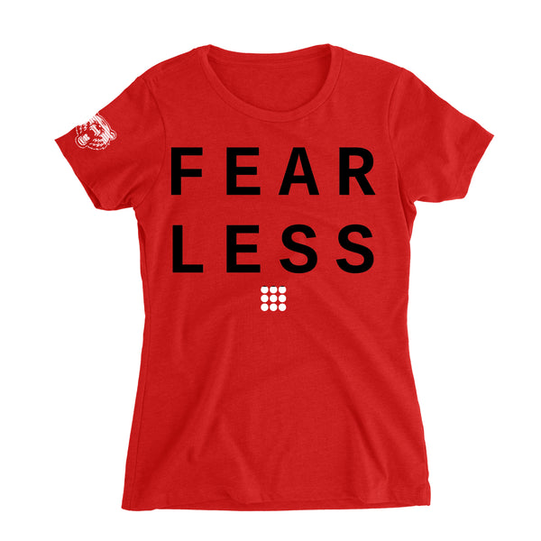 Fear Less 2.0 - Red