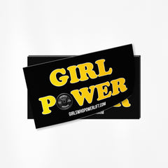 Girl Power Bumper Sticker