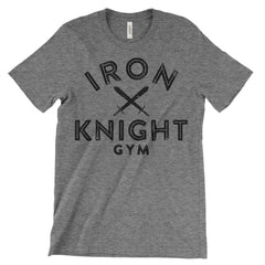 Iron Knight Chalk Up- Grey