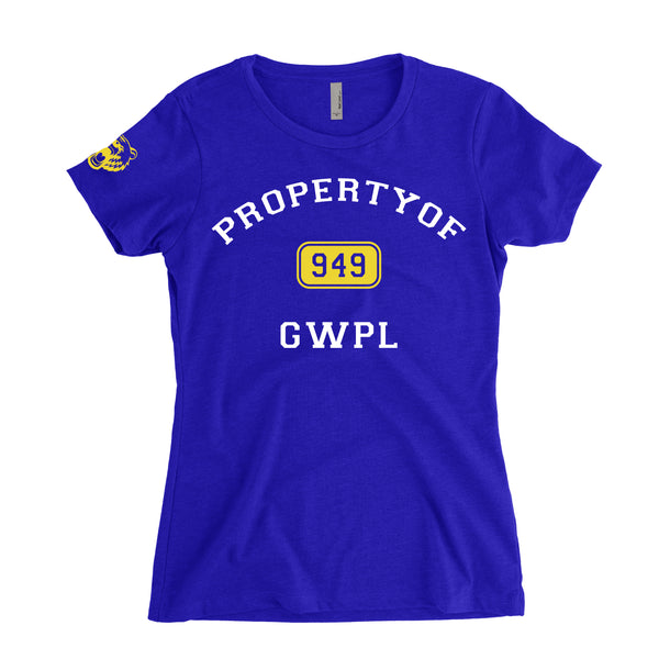Property of GWPL T-Shirt