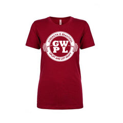 GWPL Nation Tee - Maroon