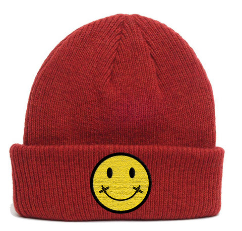 Happy Lifting Beanie