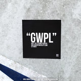 GWPL 001 Sticker