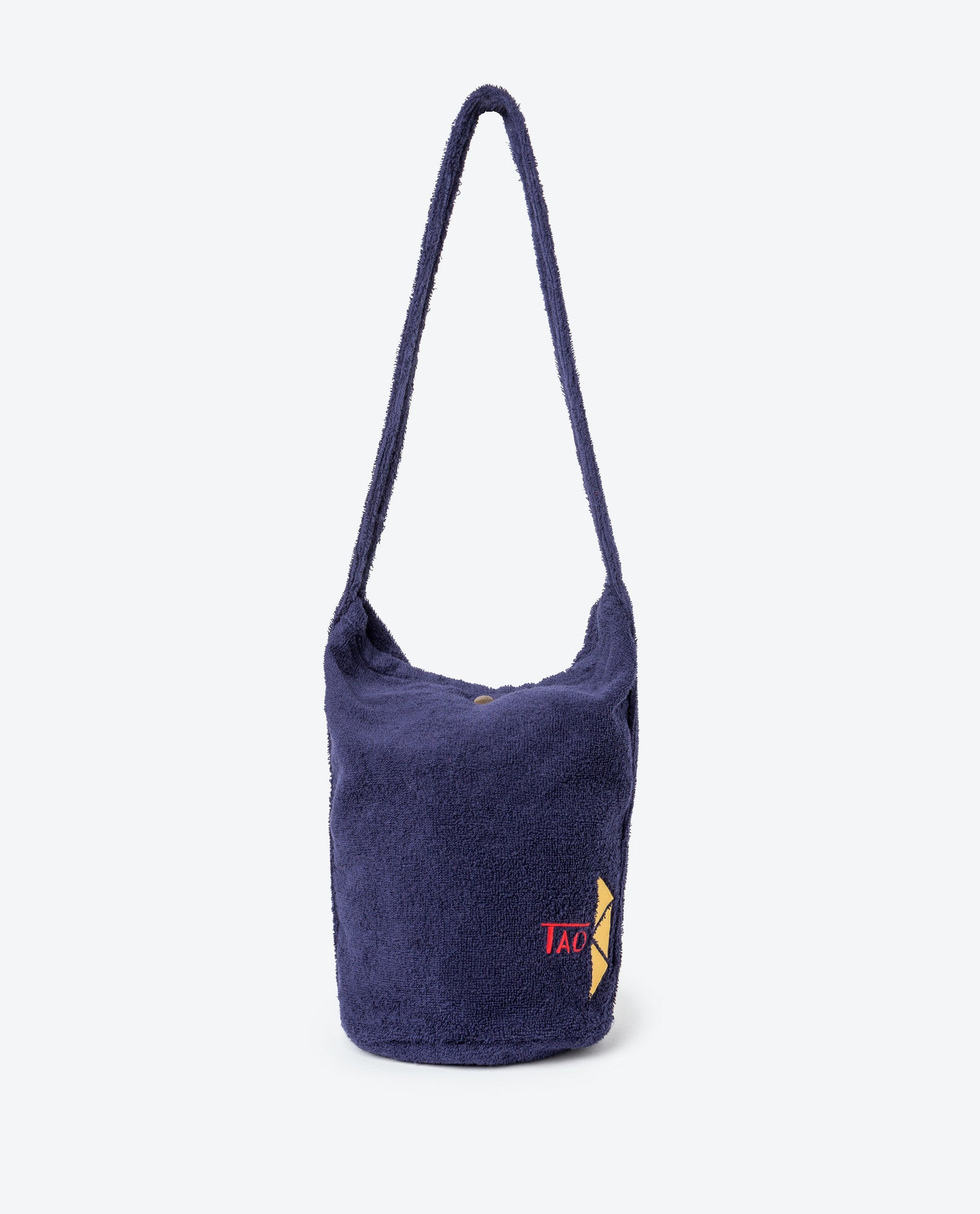 The Animals Observatory Navy Tote Bag