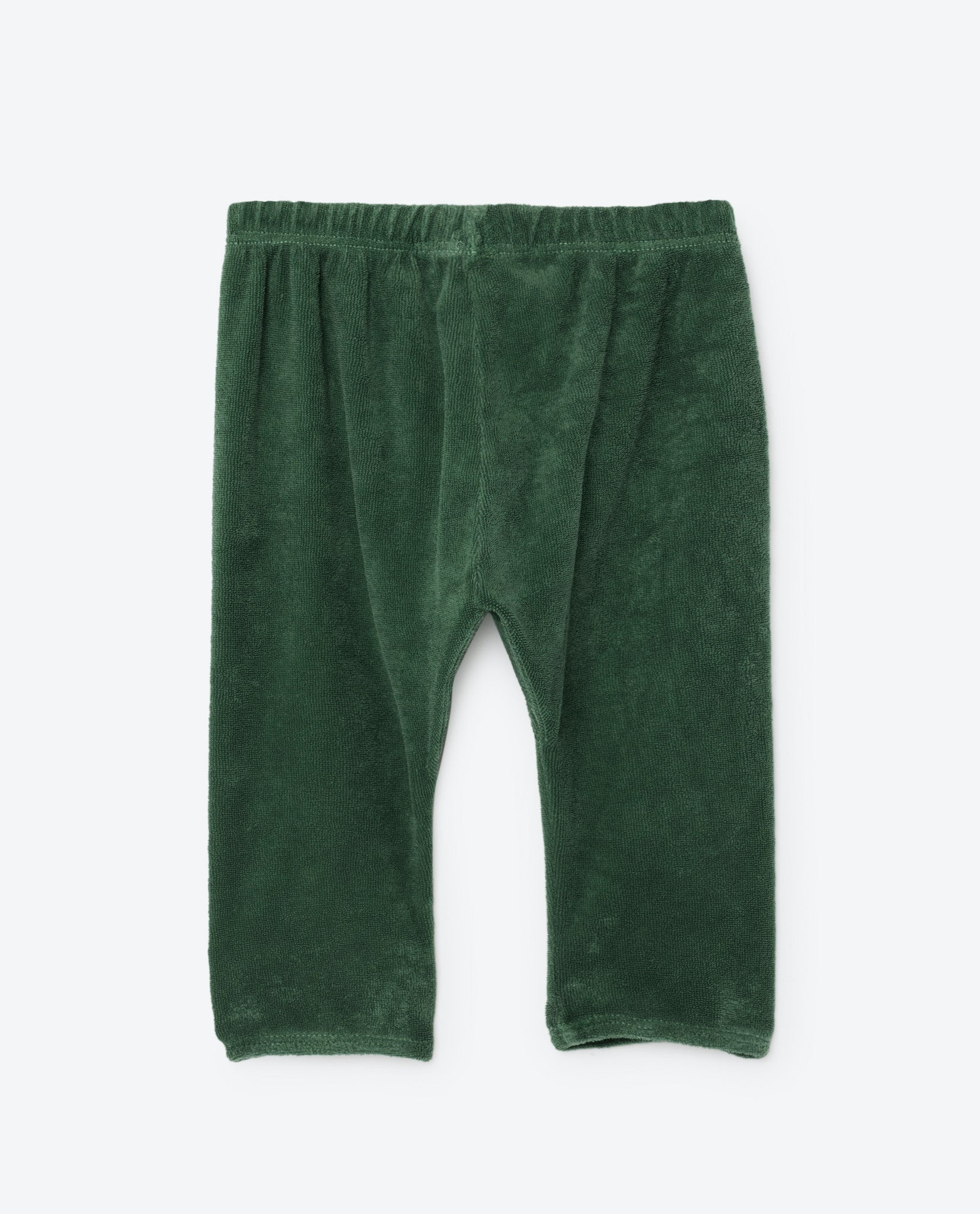 The Animals Observatory Military Green TAO Logo Babies Pants