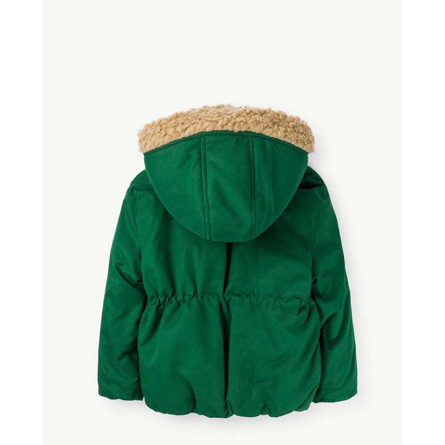 The Animals Observatory Green Animals Calf Jacket