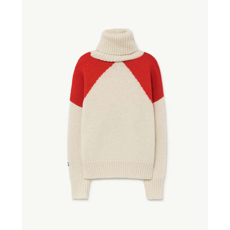 The Animals Observatory Red TAO Condor Sweater
