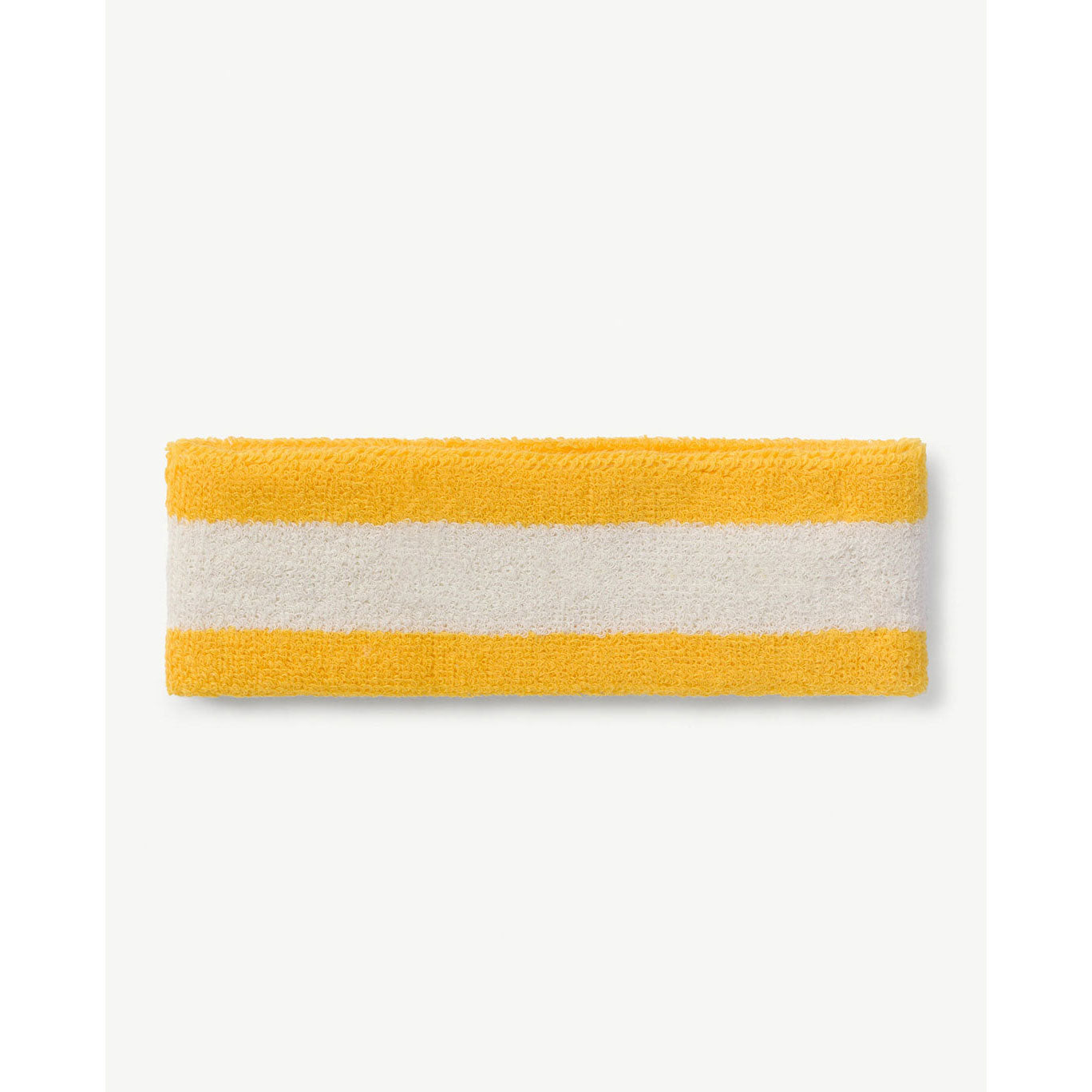 The Animals Observatory Yellow Embroidery Headband