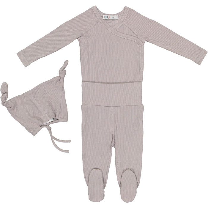 Coco Blanc Grey Baby Gift Set - Ladida