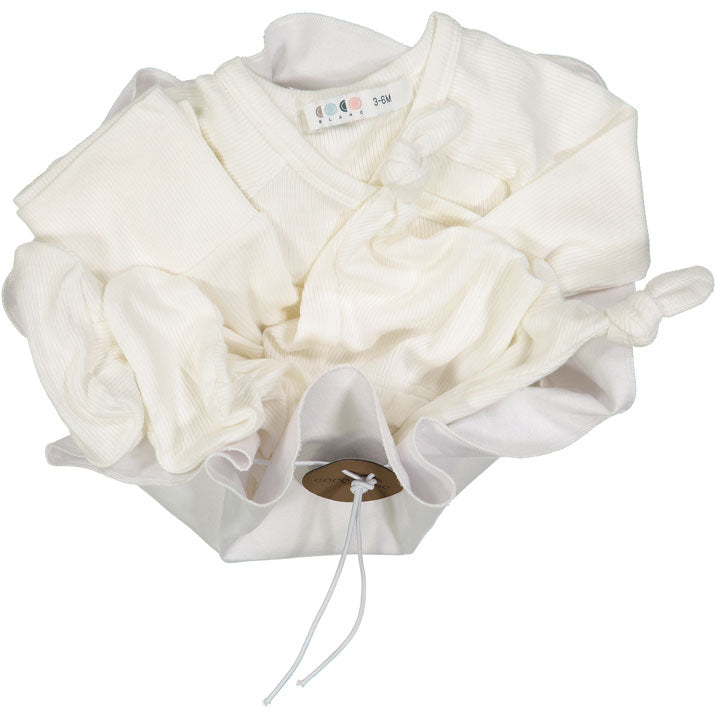 Coco Blanc Winter White Baby Gift Set