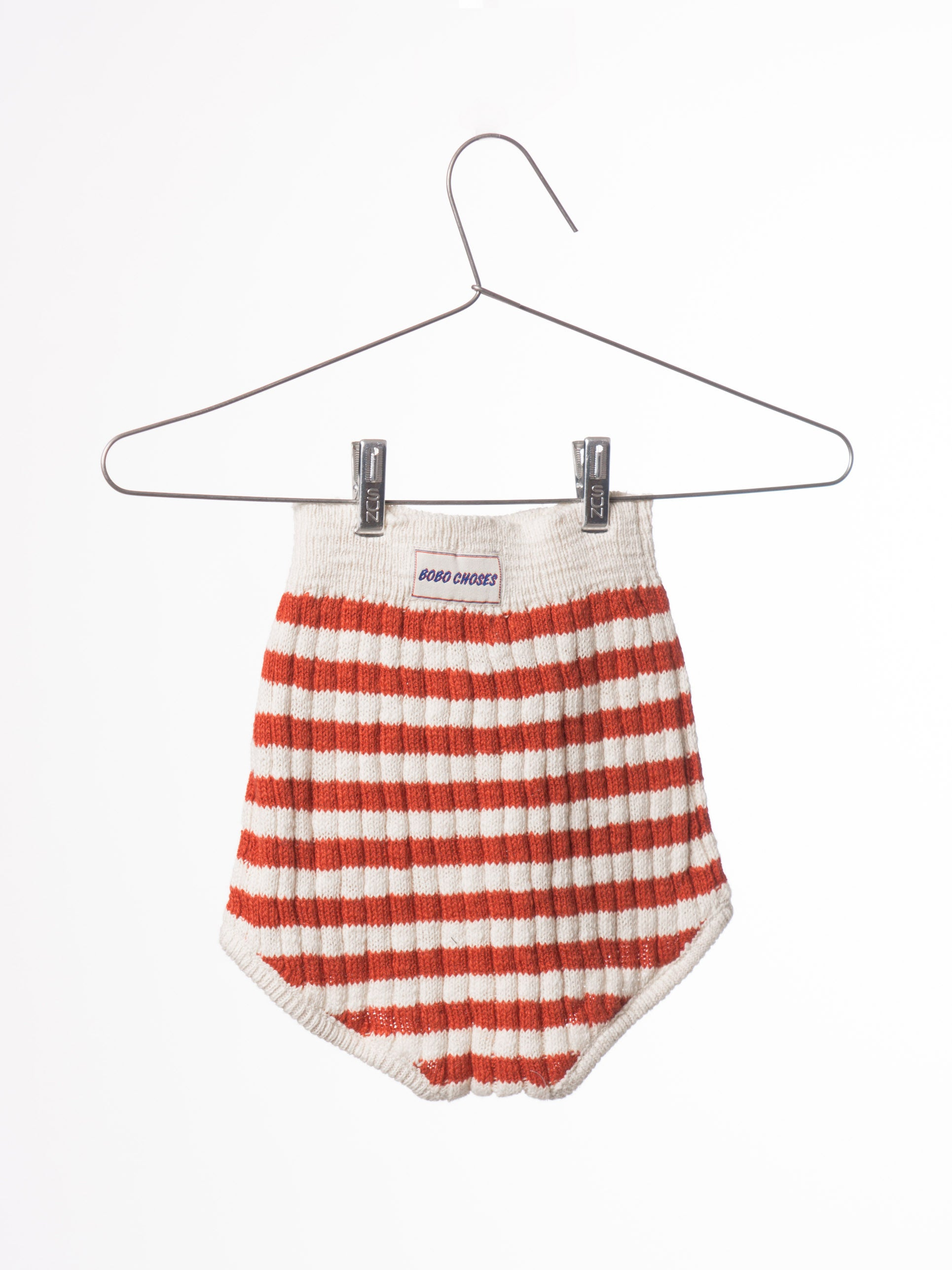 Bobo Choses Red Knitted Culotte - Ladida