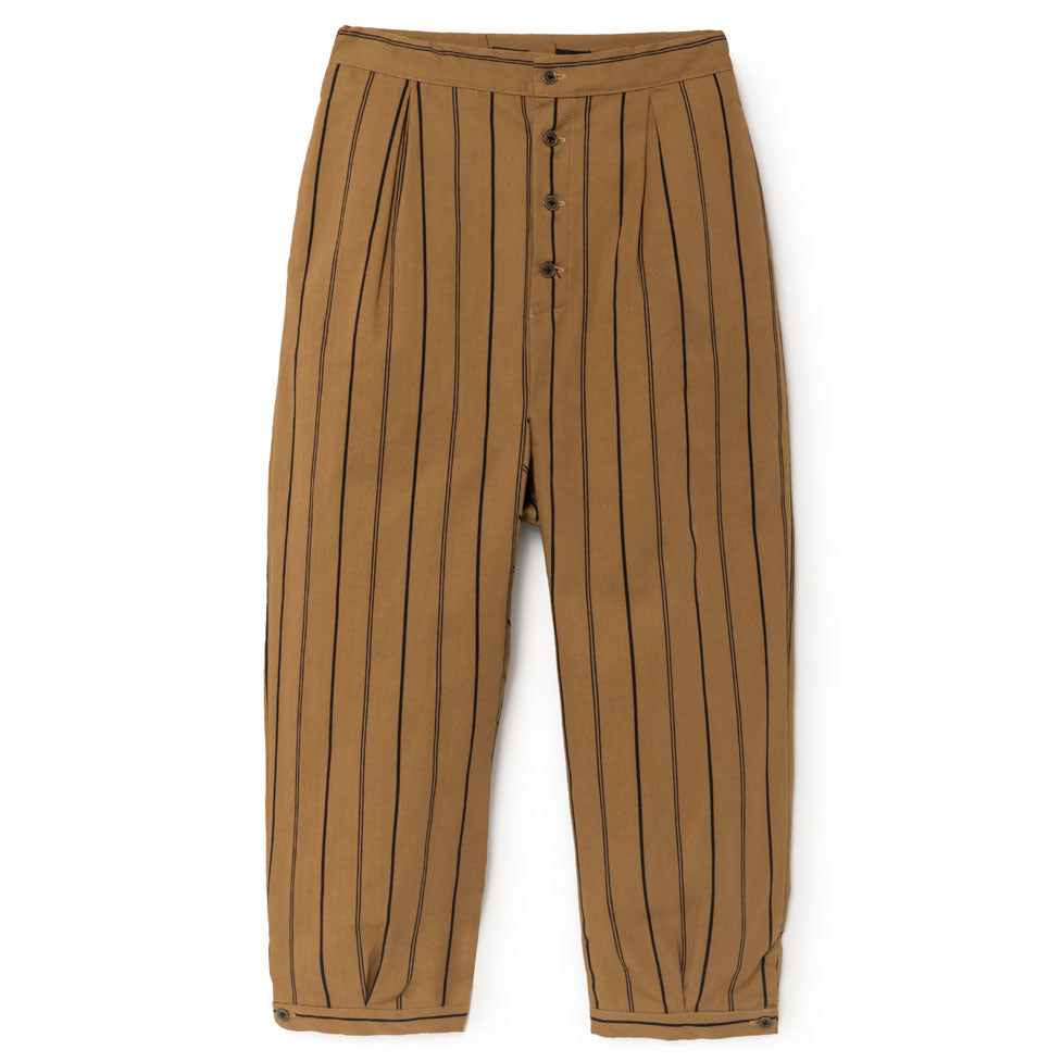 Little Creative Factory Camel Striped Rain Pants