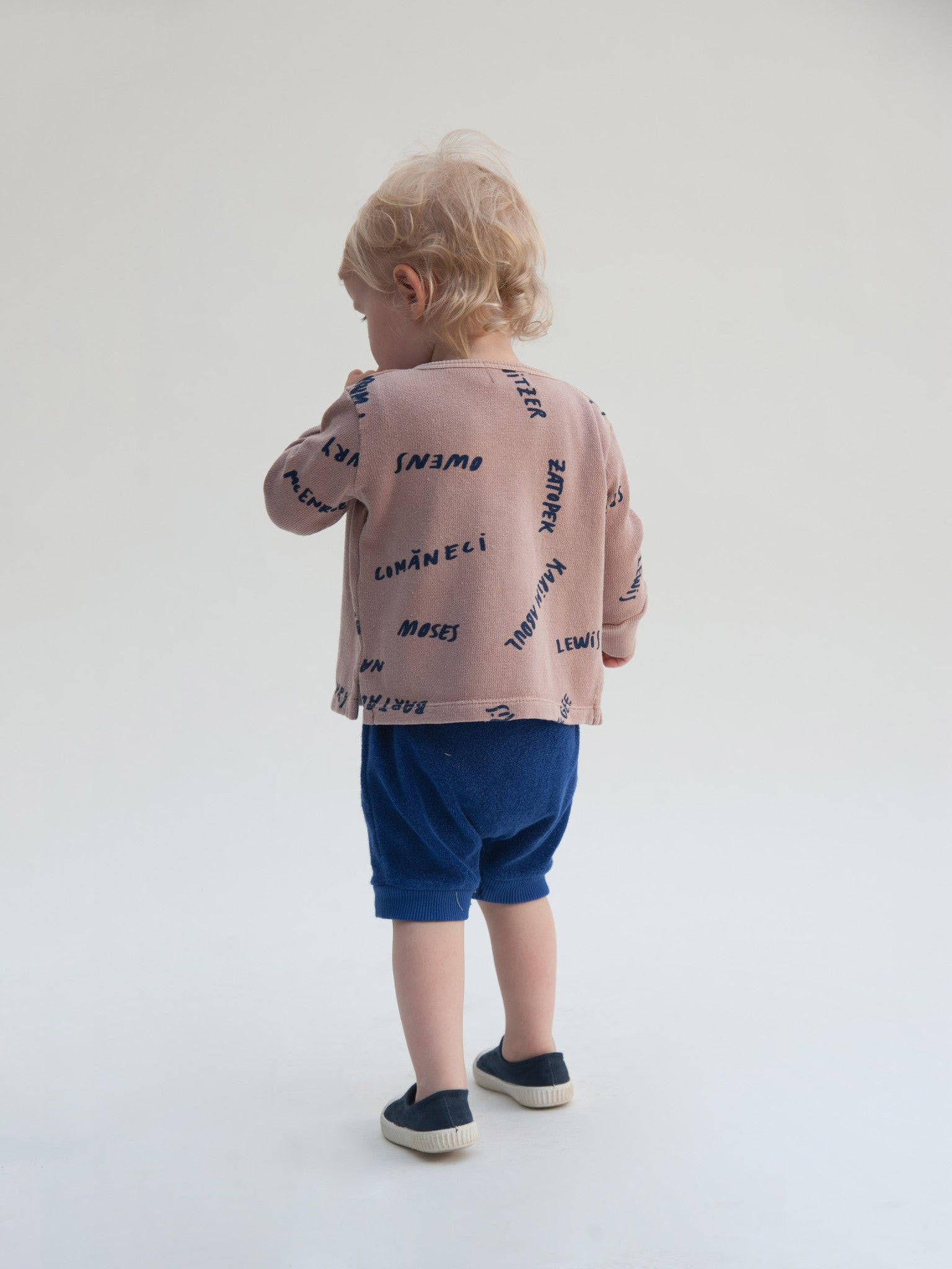 Bobo Choses The Legends Baby Sweatshirt - Ladida