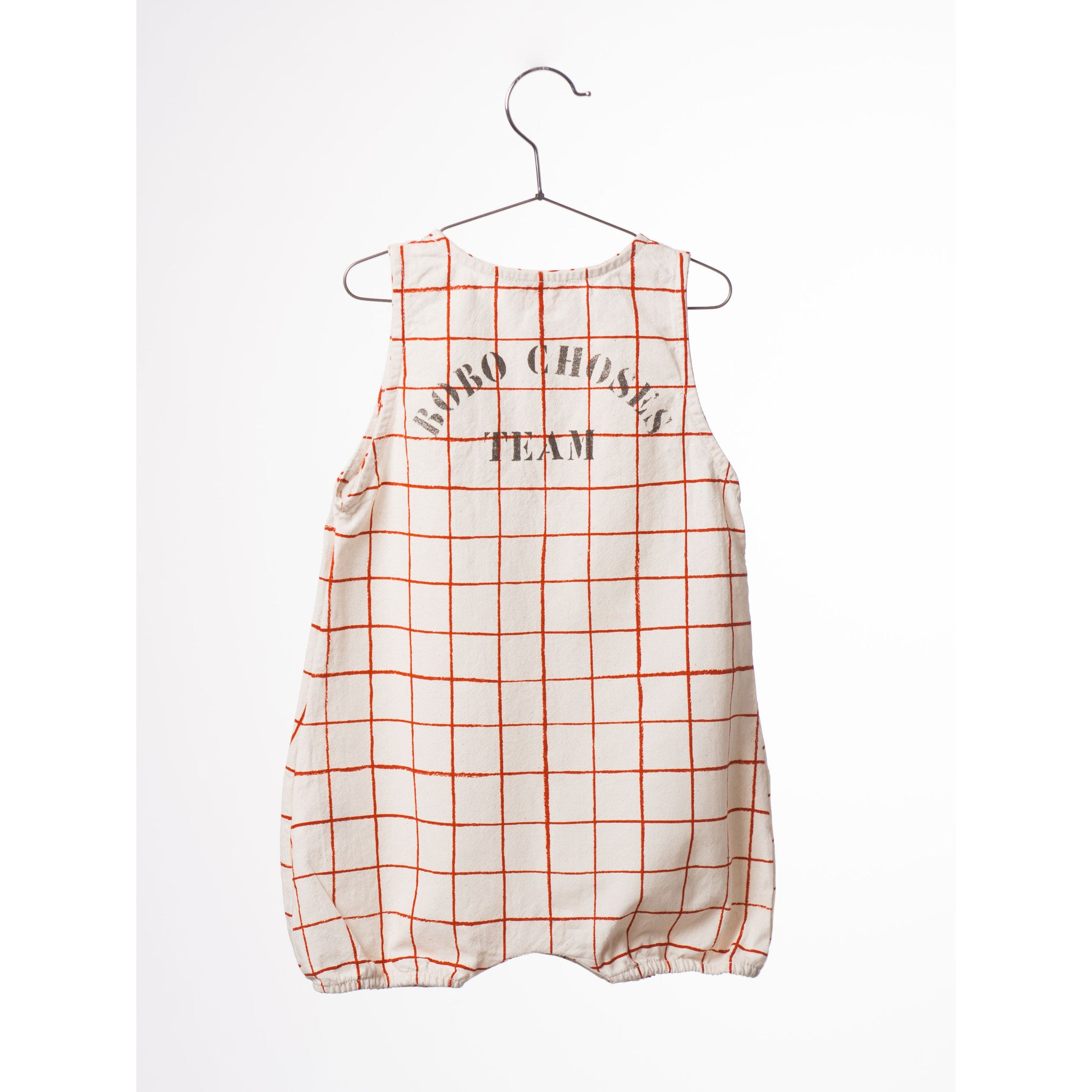 Bobo Choses BC TEAM Net Baby Romper - Ladida