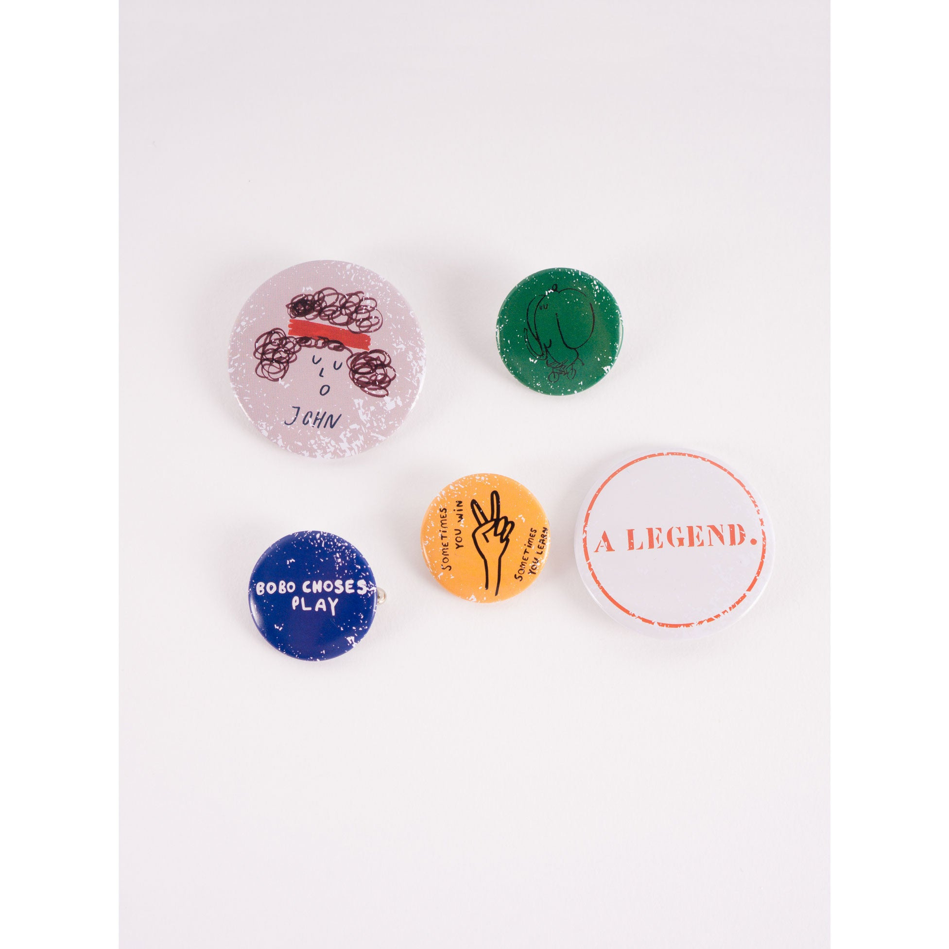 Bobo Choses Pack Of Pins - Ladida