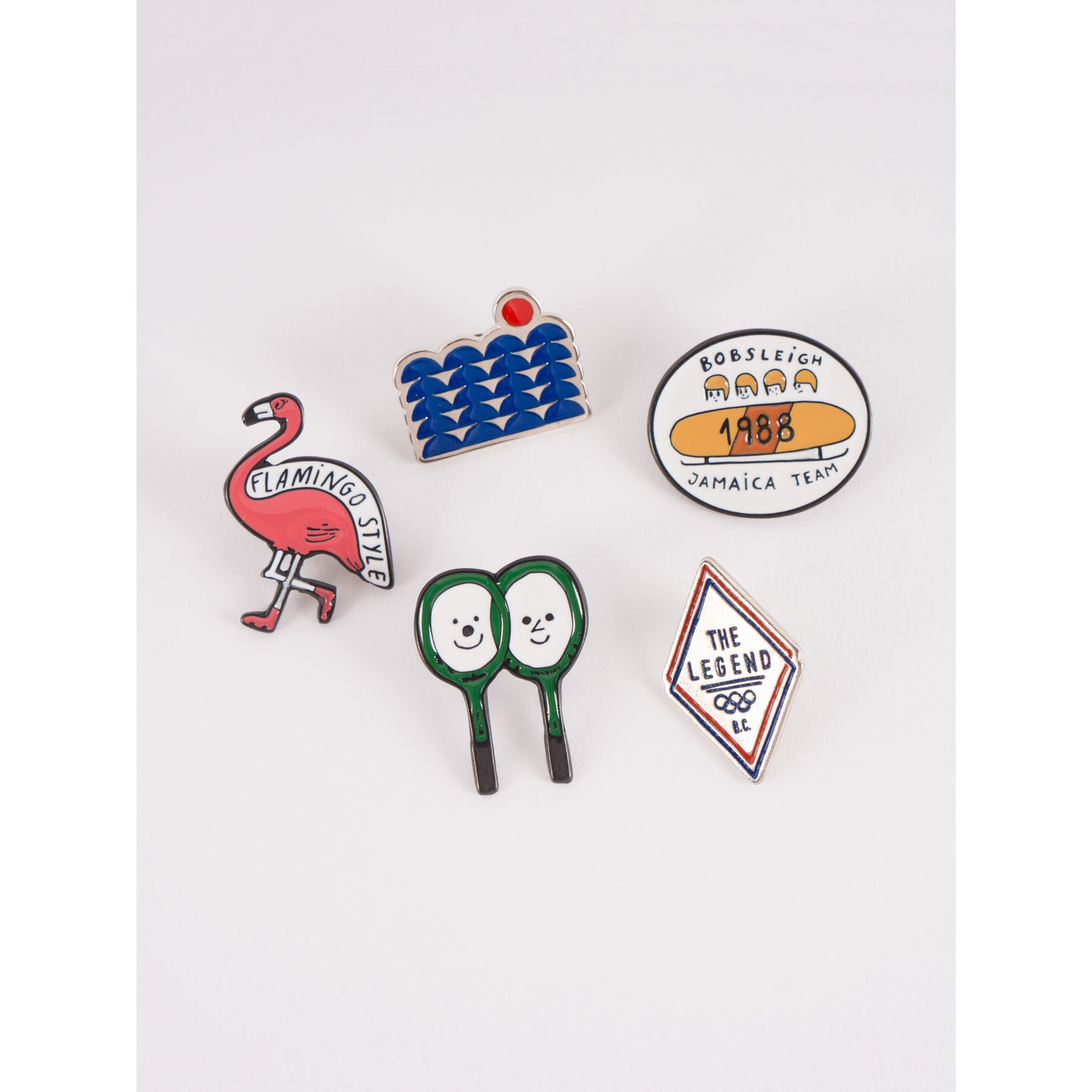 Bobo Choses Pack Of Badges - Ladida