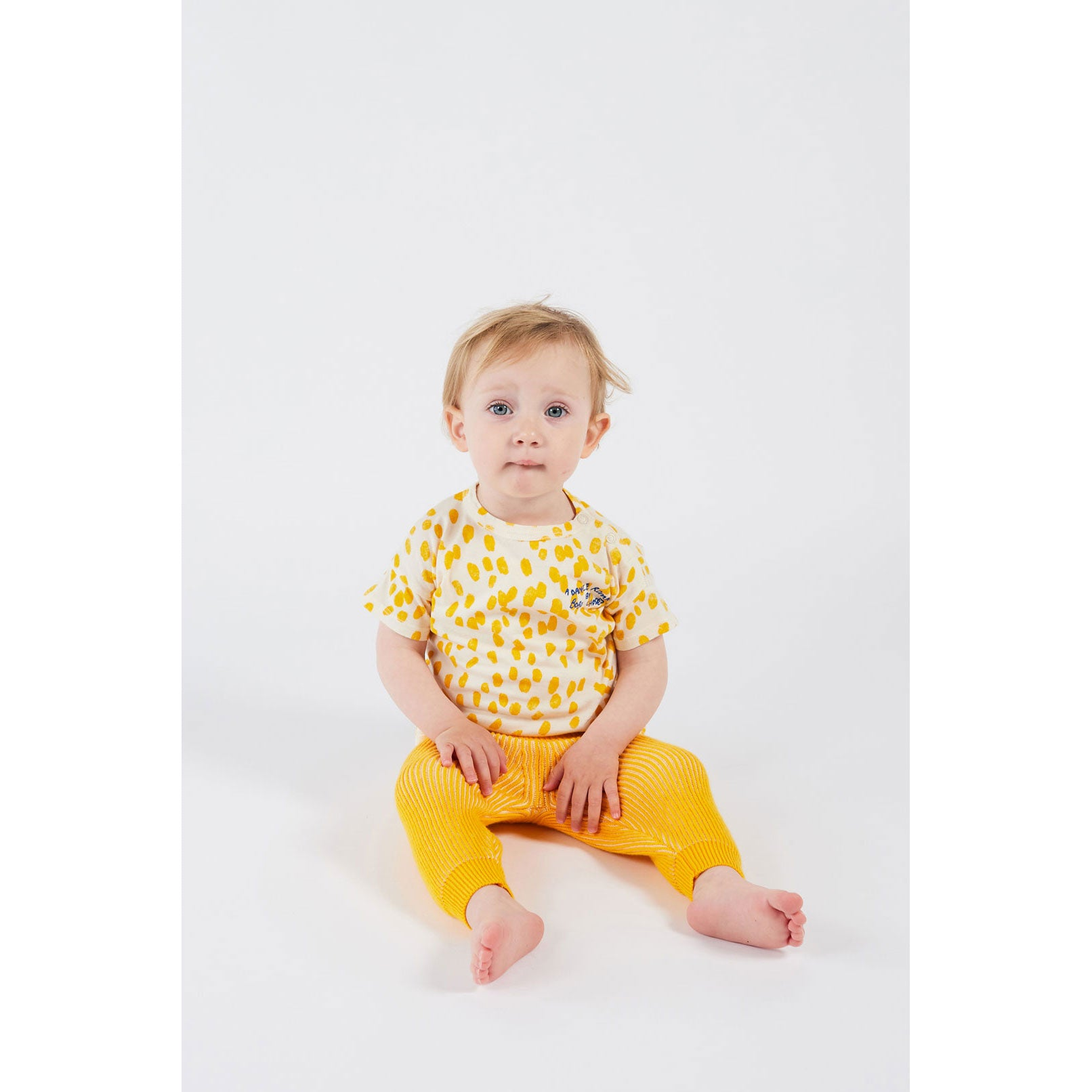Bobo Choses Animal Print Baby T-shirt