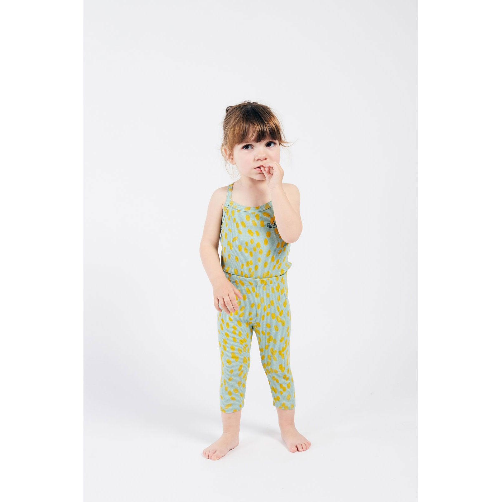 Bobo Choses Animal Print Baby Leggings