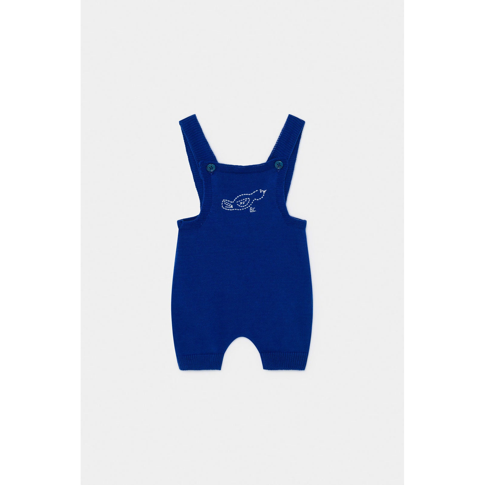 Bobo Choses Birds Knitted Playsuit