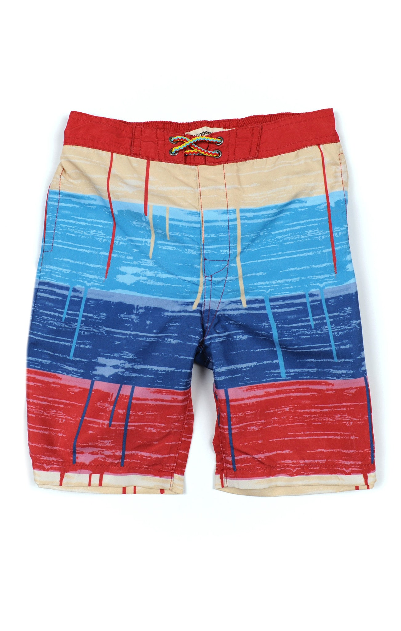 Appaman Striped Swim Trunks - Ladida