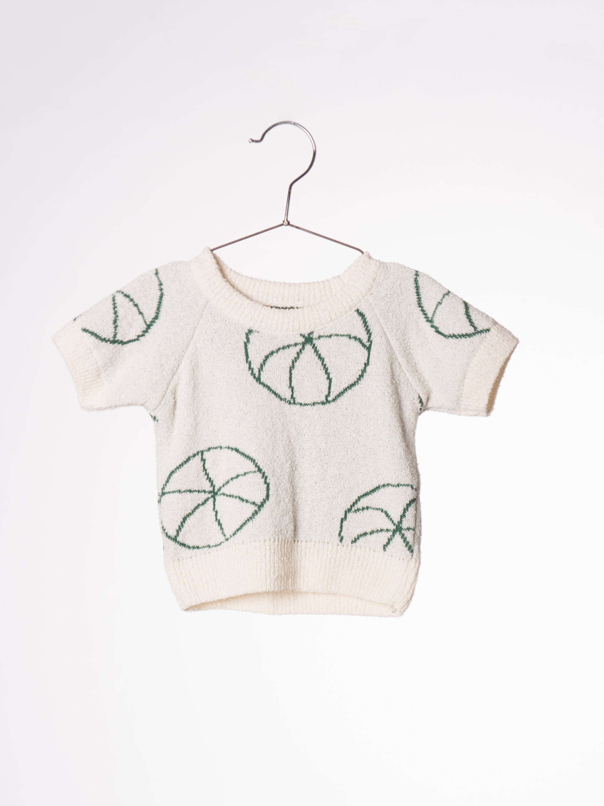 Bobo Choses Basketball Baby Knit Jumper - Ladida