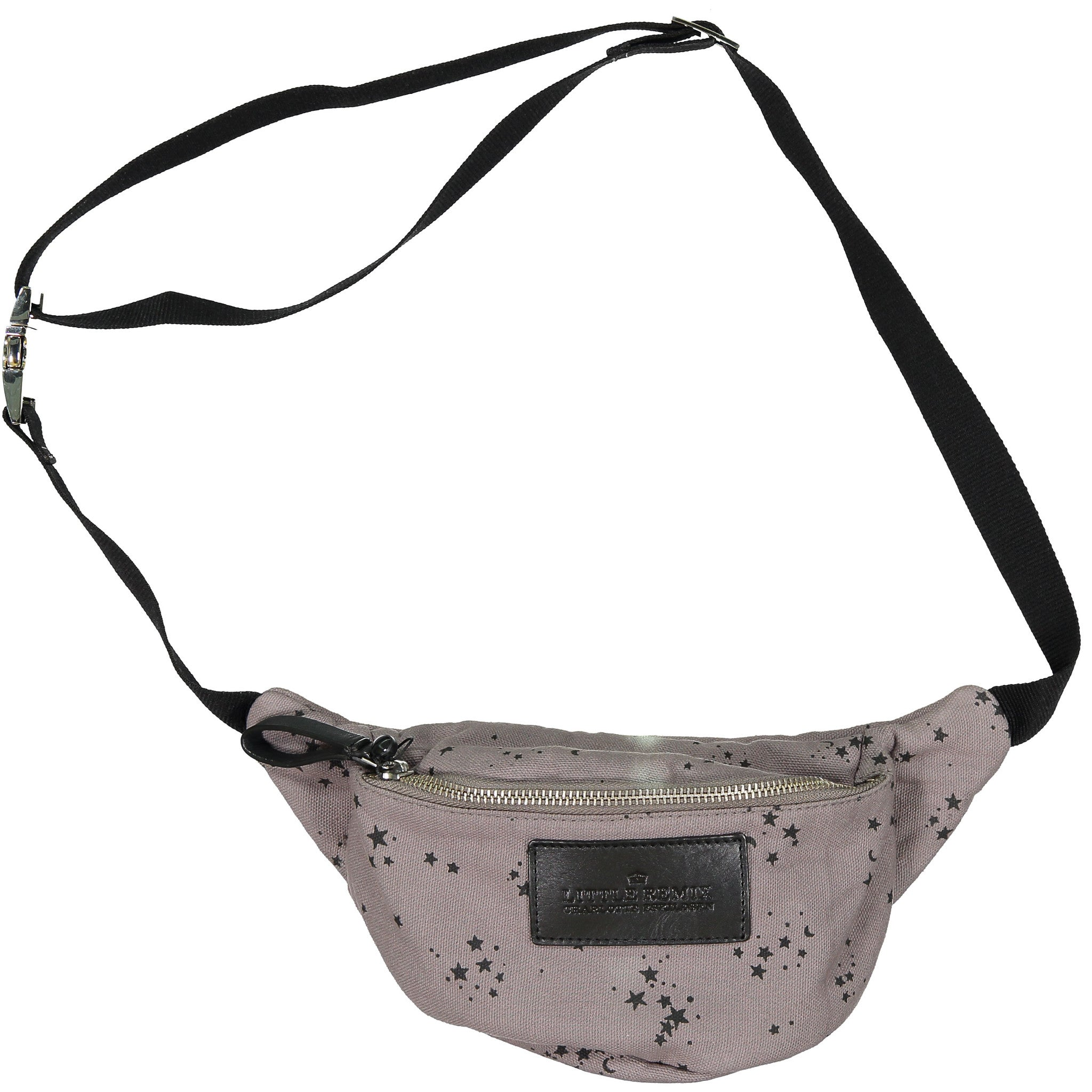Remix Grey Stella Belt Bag