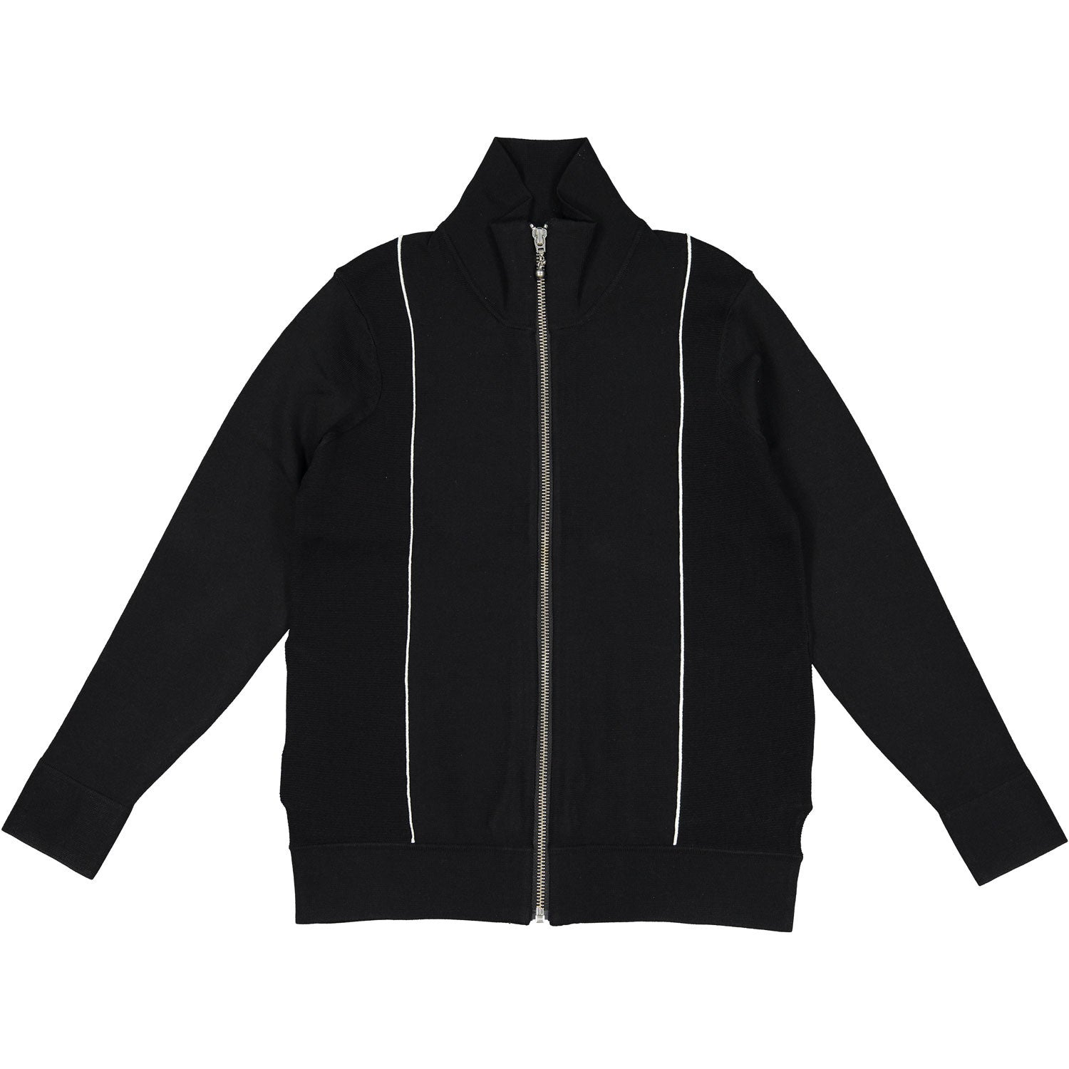 Remix Black Casey Zip Sweater