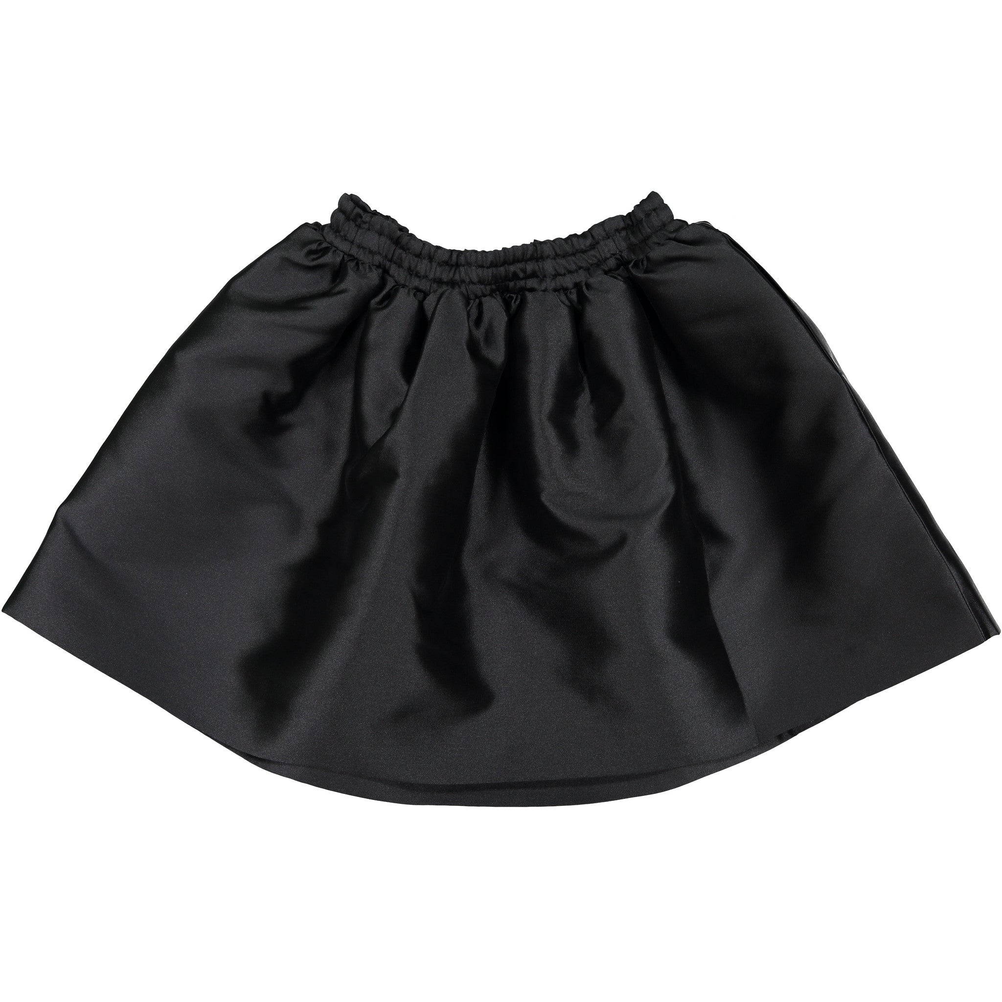 Remix Black Dudi Skirt