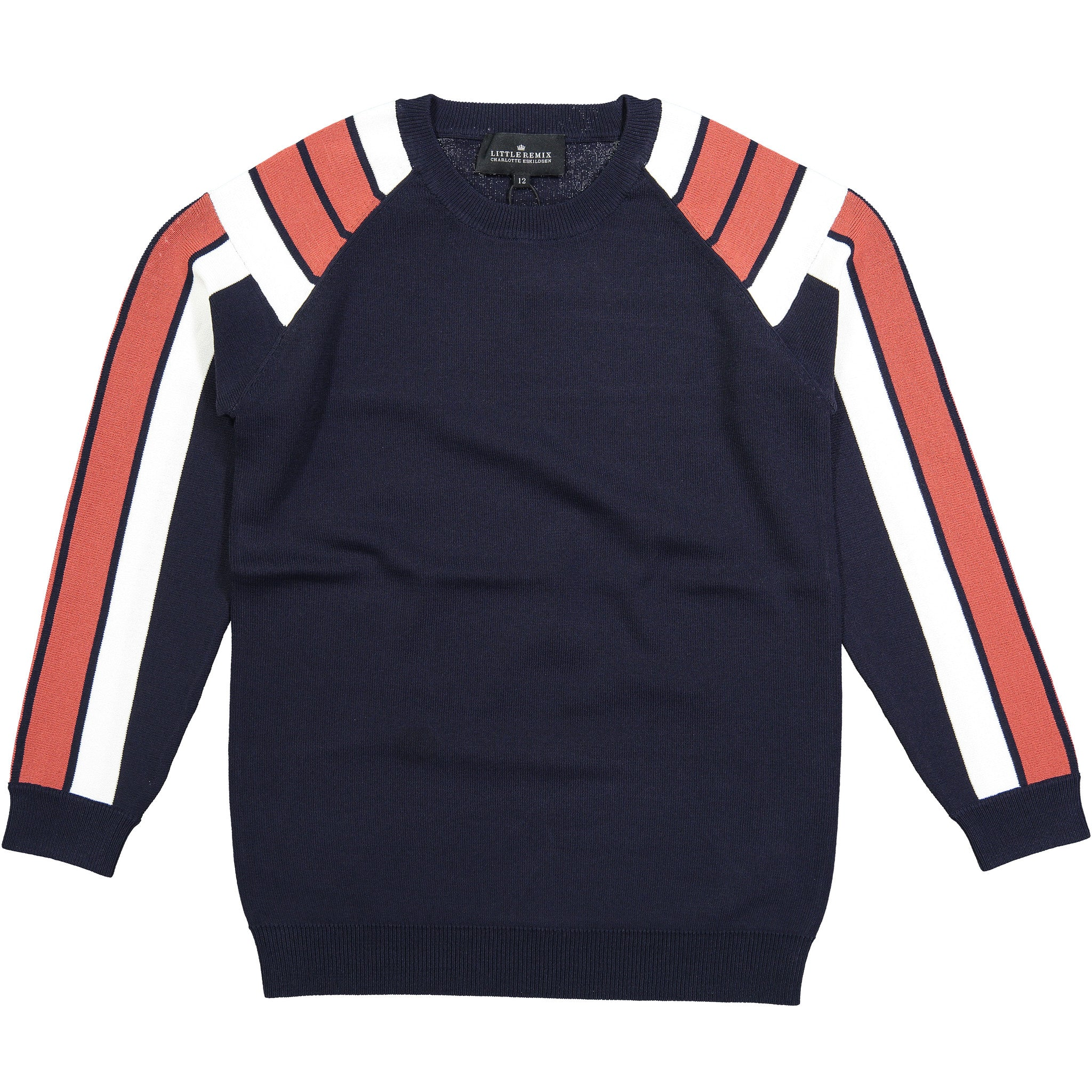 Remix Casey Stripe Sweater - Ladida