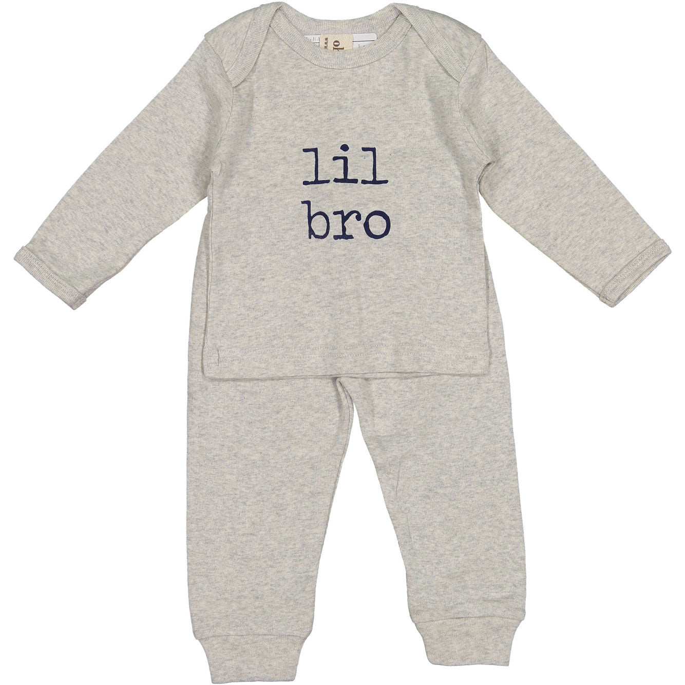 Oh Baby Oatmeal 'Lil Bro' Set