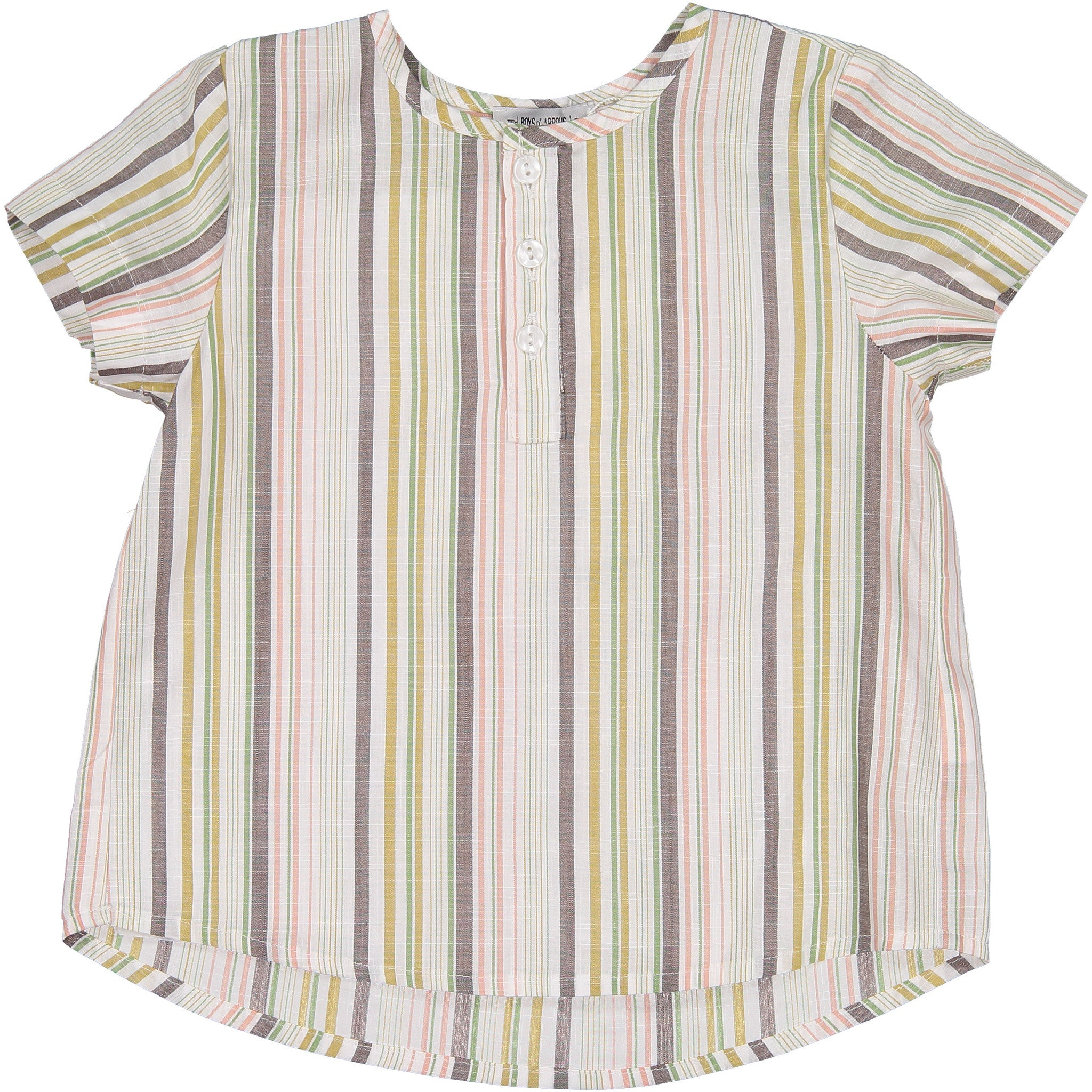 Boys & Arrows Pastel Stripe Tunic