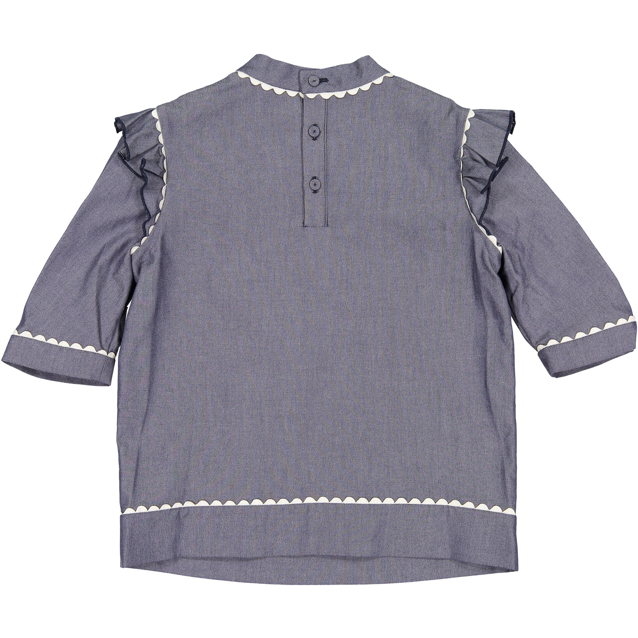 Roksanda Navy Mitzi Top