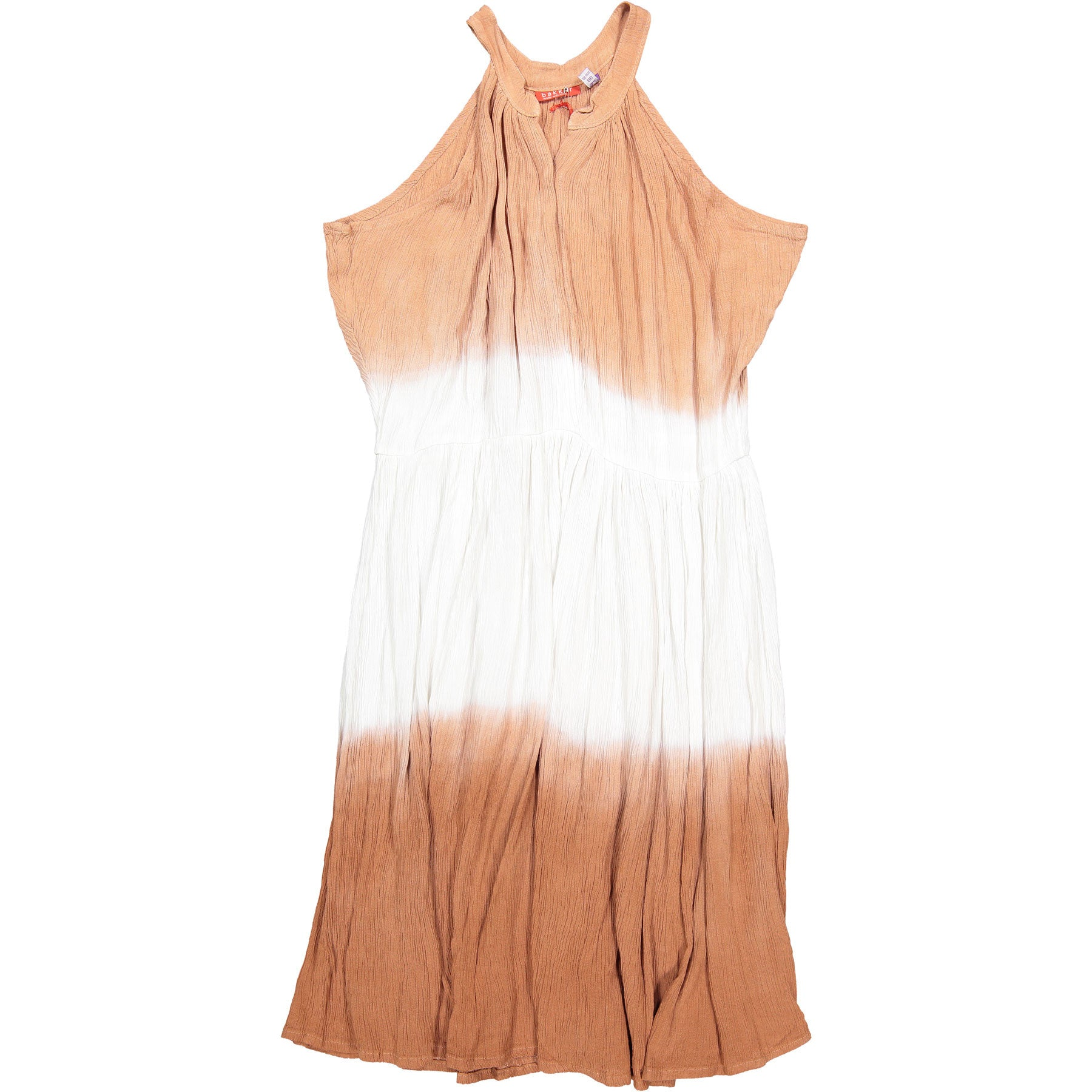 Bakker Rose Tie Dye Maxi Dress