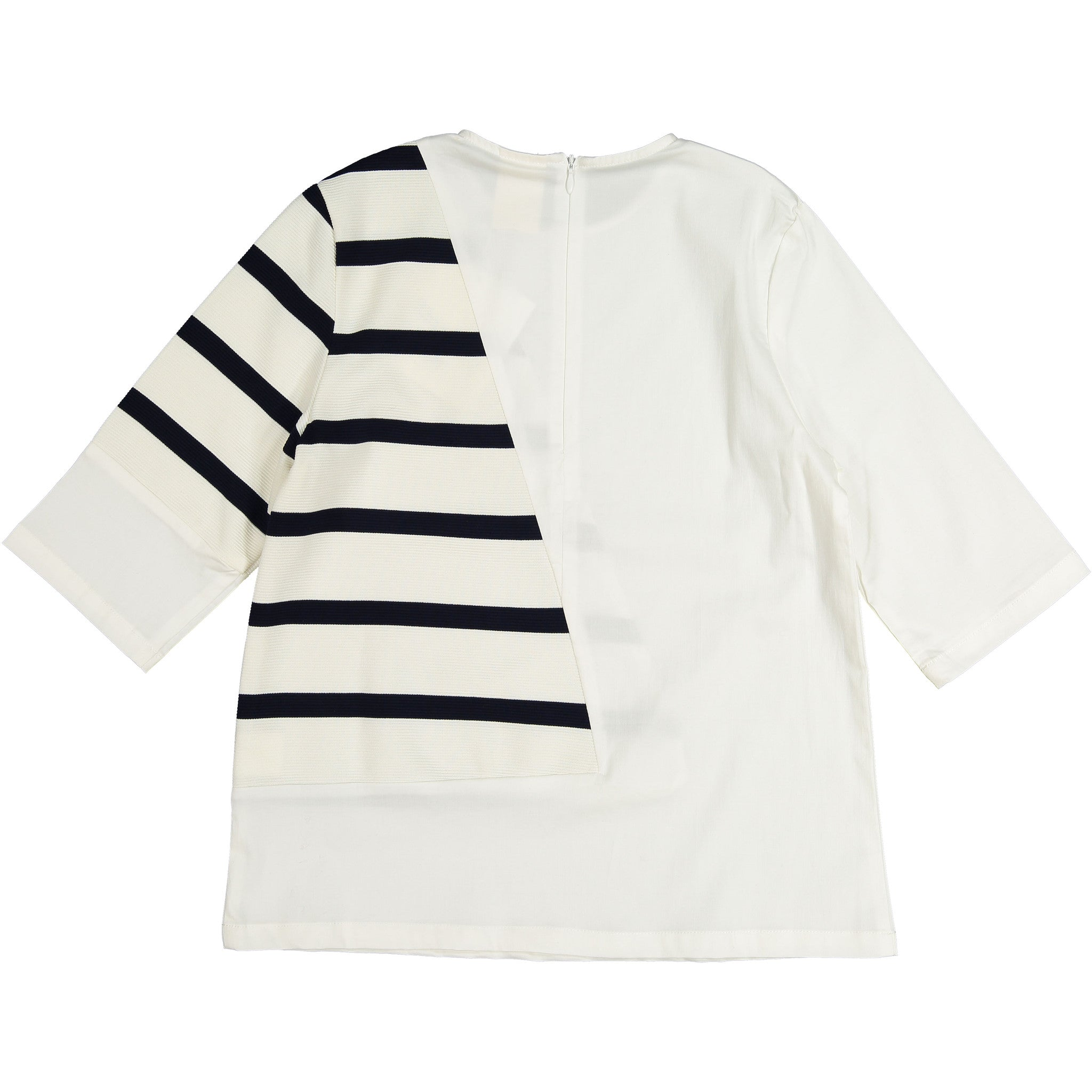 A4 White/Stripe top - Ladida