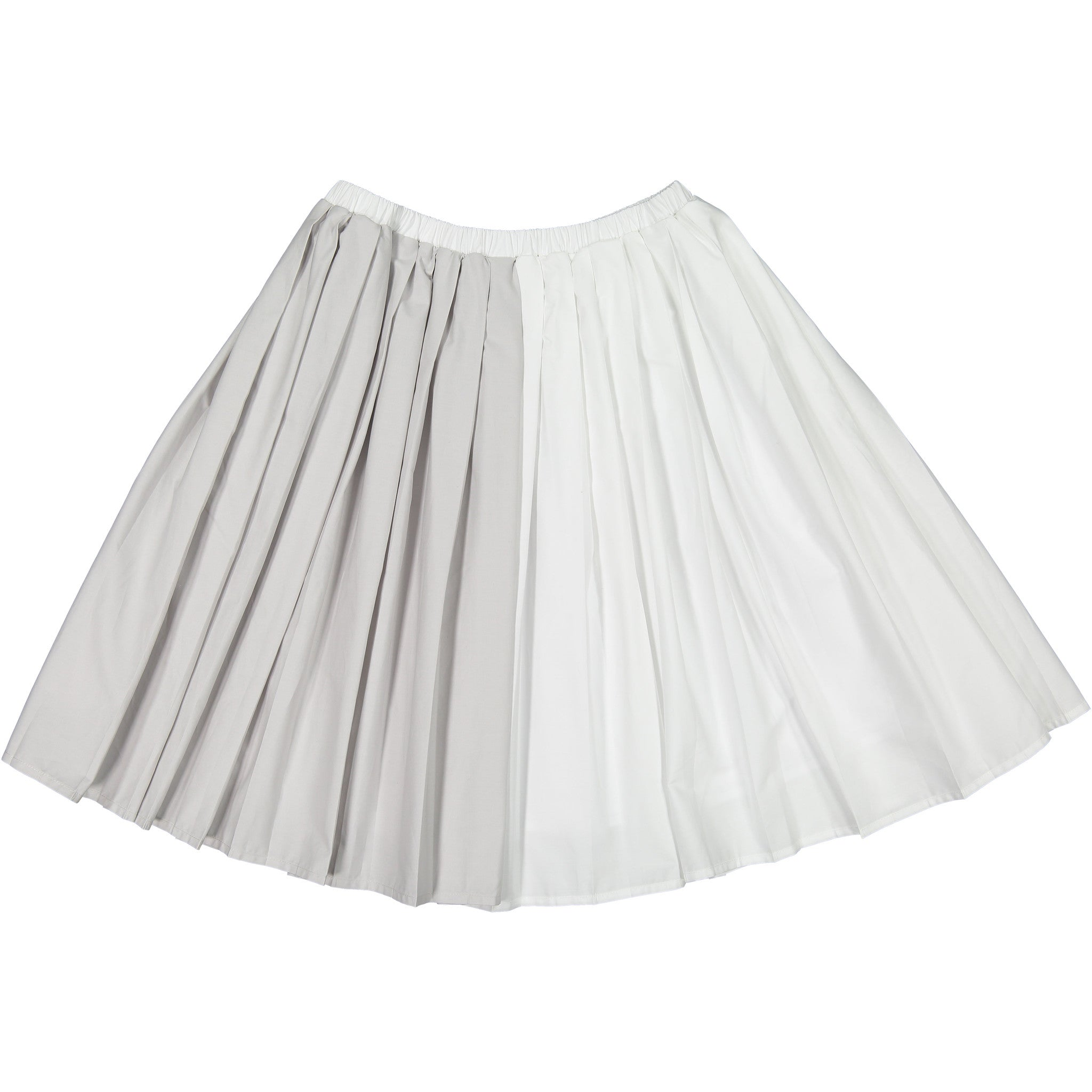 Ava & Lu The Dock Grey and white Skirt