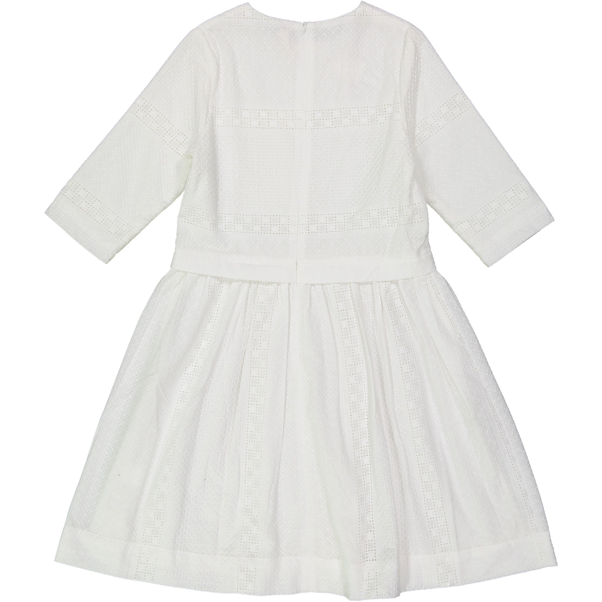 Ava & Lu The Froth Eyelet Dress