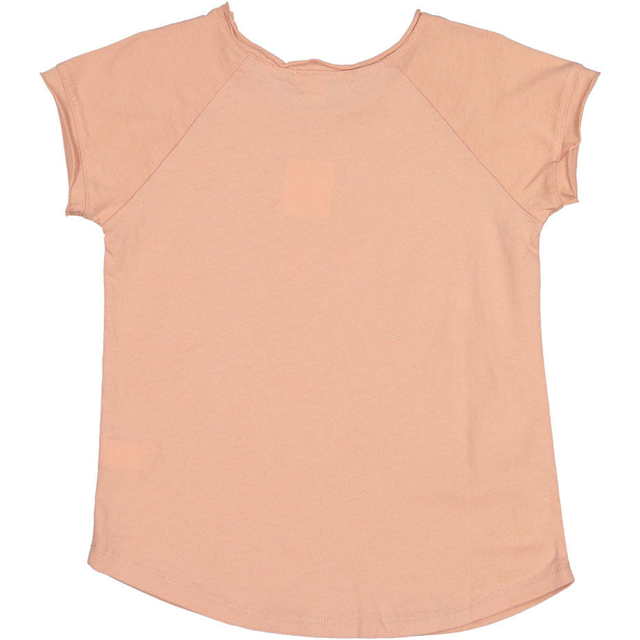Bonpoint Peach Cherry Tee - Ladida