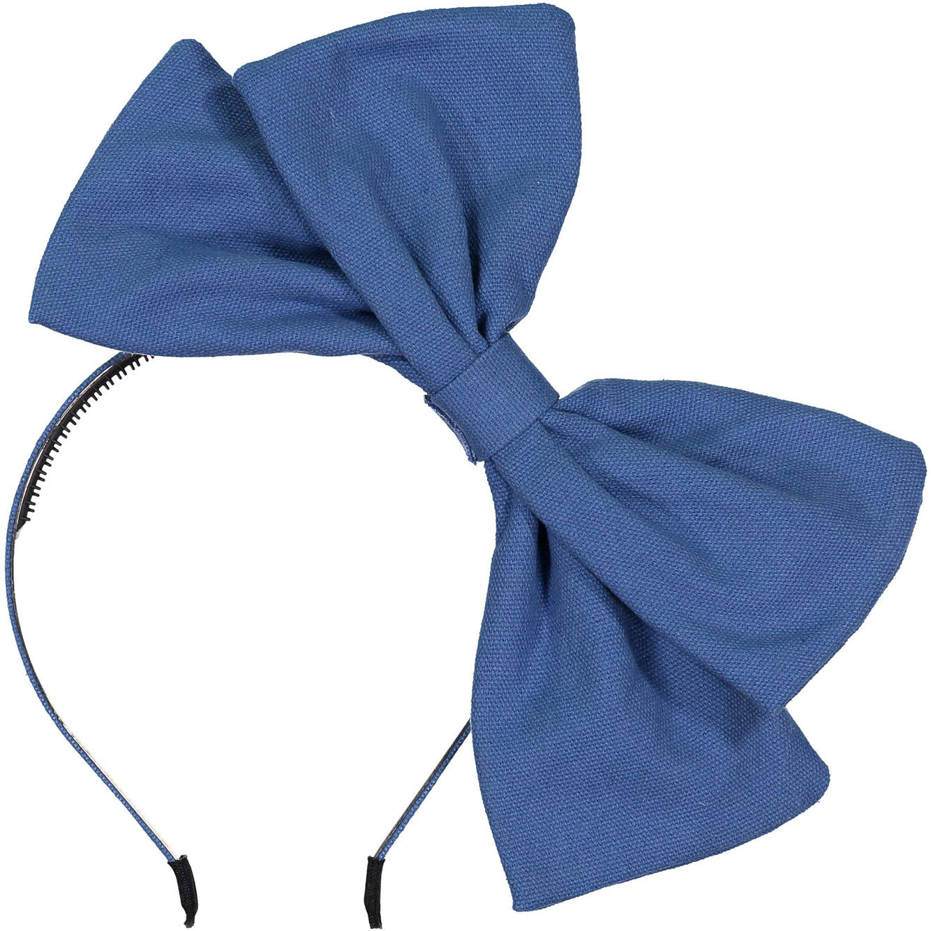 Knot Hairbands Denim Blue Butterfly Headband - Ladida