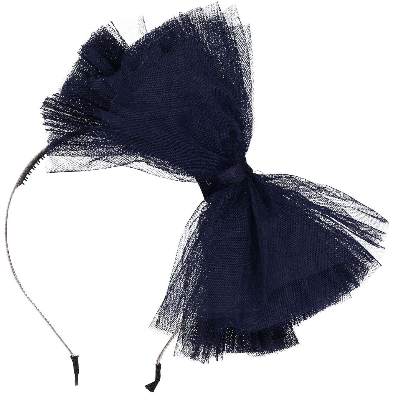 Knot Hairbands Navy Tutu Headband - Ladida