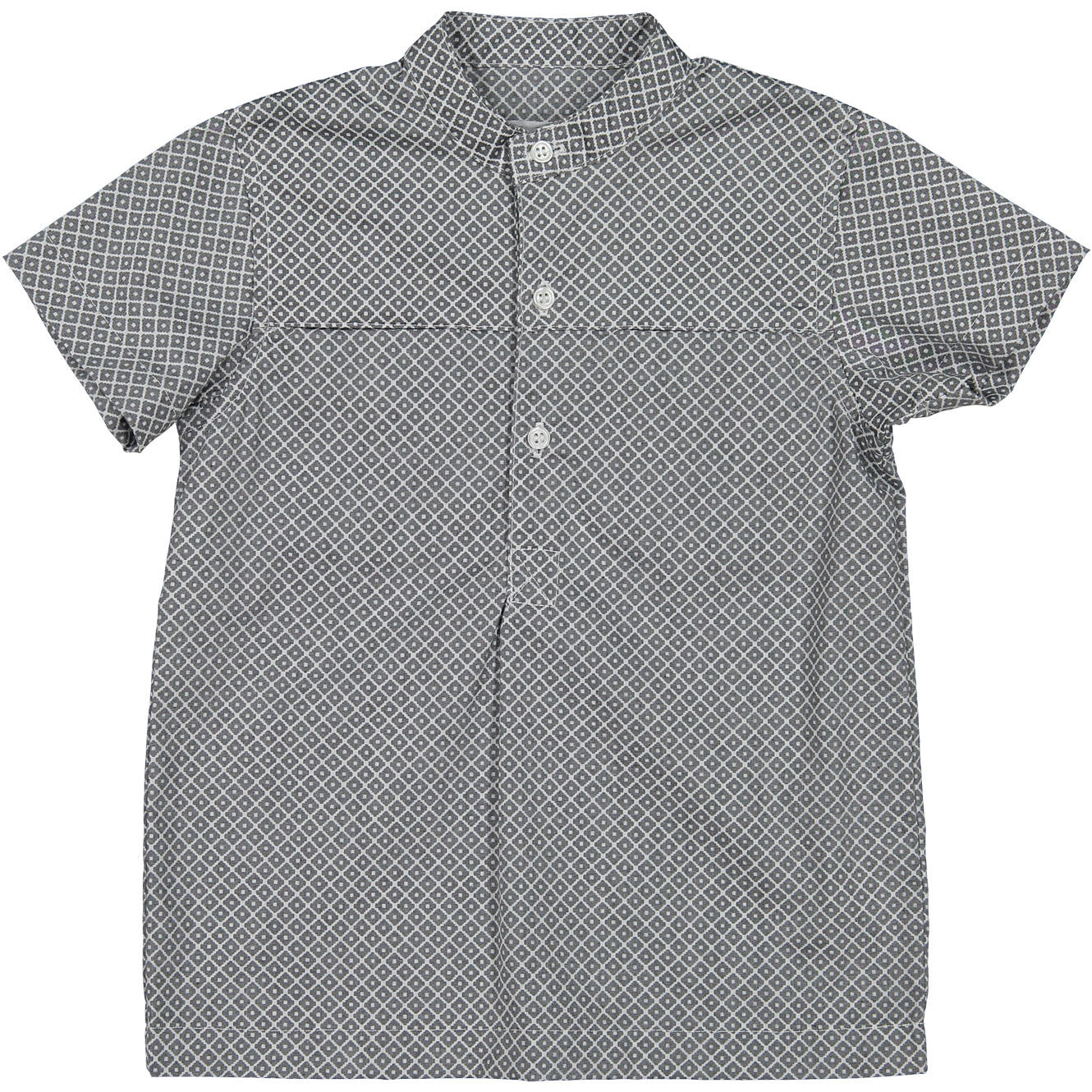 Liho Black Diamond Weave Shirt - Ladida
