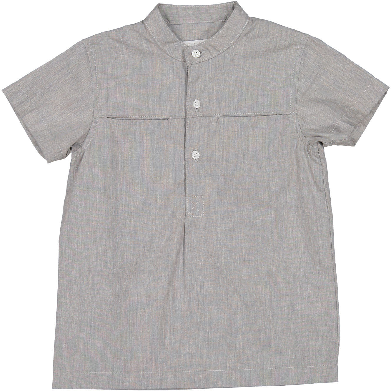 Liho Grey Pete Shirt - Ladida